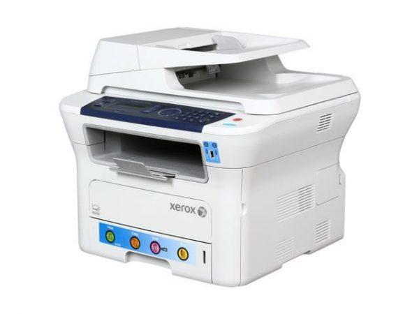 28 118 585 06 600x450 - پرینتر استوک ۴ کاره زیراکس Xerox WorkCentre 3210
