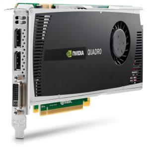 hp nvidia quadro 4000 20gb nvidia quadro 4000 2gb gddr5 256 bit pci express 20 x16 en 300x300 - کارت گرافیک 2 گیگ Nvidia Quadro 4000 256 Bit