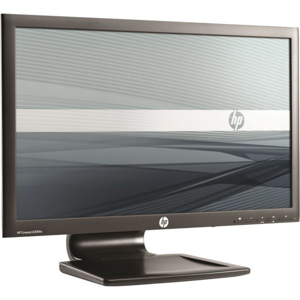 HP Hewlett Packard XN374A8 ABA LA2006x 20 LED Backlit 816901 600x600 - مانیتور LED اچ پی 20 اینچ