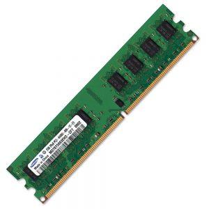 رم ۲ گیگ DDR2 استوک