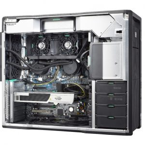 کیس قدرتمند HP Workstation Z800 استوک کانفیگC