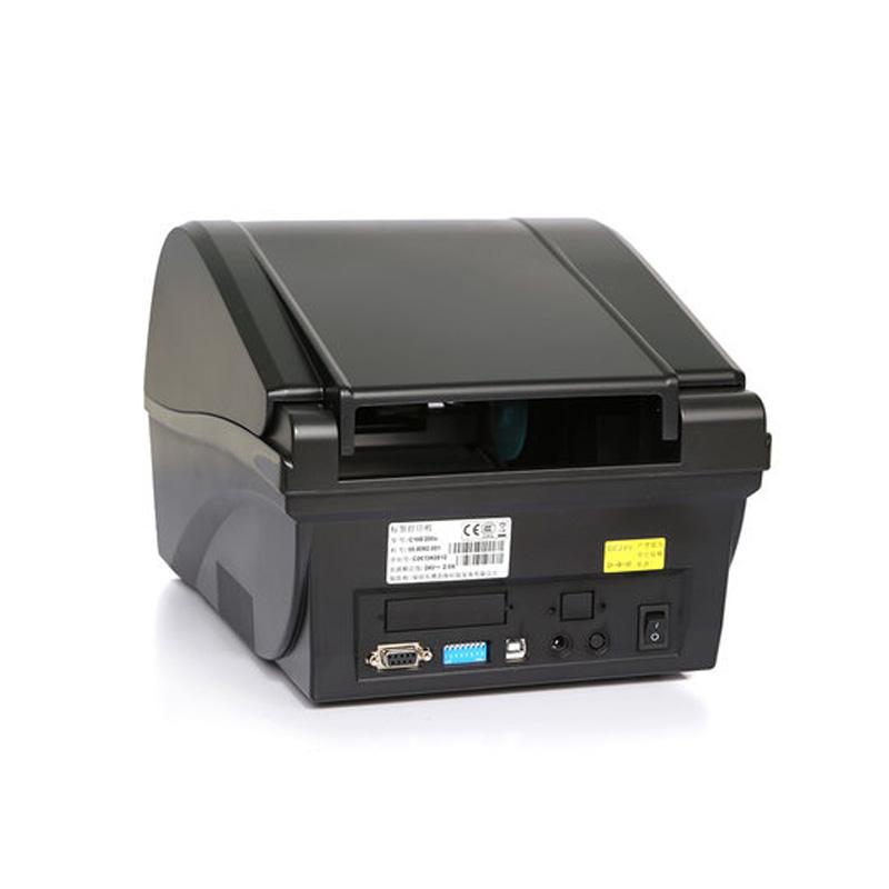 High-quality-desktop-postek-C168-barcode-label-thermal-printer-300dpi-cloth-hang-tag-price-label-printing