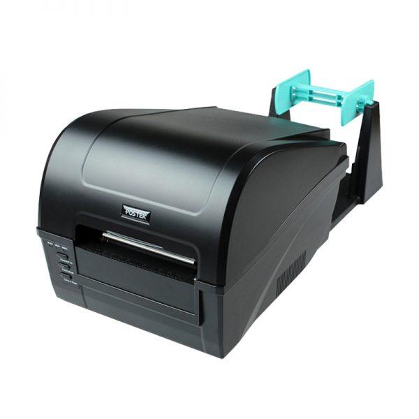 Postek c168 thermal transfer label printer machine 600x600 - لیبل پرینتر پوزتک C168