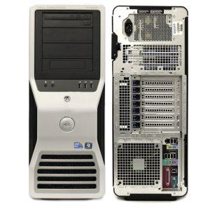 کامپیوتر ورک استیشن Dell T7500استوک