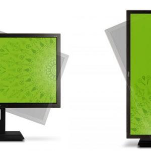 مانیتور ۲۴ اینچ ایسر Acer B246HL استوک