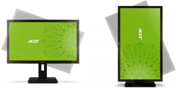 b296clenviro 600x302 - مانیتور 24 اینچ ایسر Acer B246HL