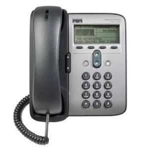 cisco 7911 ip phone front view 300x300 - آی پی فون سیسکو 7912 استوک