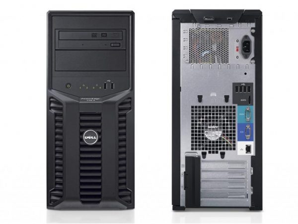 مینی سرور دل dell-poweredge-t110