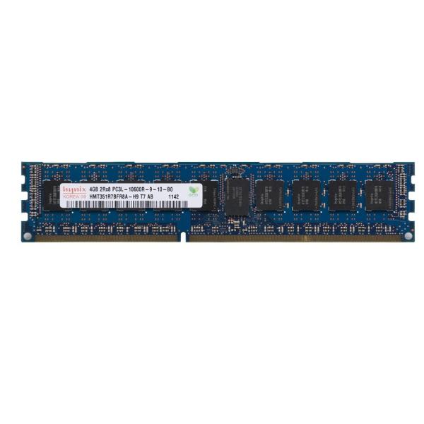 hynix 4gb 2rx8 pc3l 10600r 9 10 b0 ddr3 ecc reg ram bigwiseresources 1708 01 bigwiseresources@5 600x600 - رم 4 گیگ DDR3 استوک