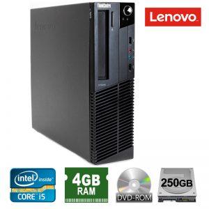 lenovo thinkcentre core i5 4gb ram 250gb hdd 300x300 - کیس لنوو Core i5 نسل 2استوک
