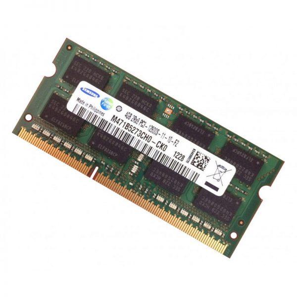 samsung 4gb ddr3 pc3 12800 1600mhz laptop macbook imac memory 600x600 - رم استوک لپ تاپی 4 گیگ 4GB DDR3 PC3
