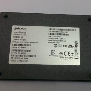 هارد SSD استوک Micron 128 GB SATA 3.0Gbps