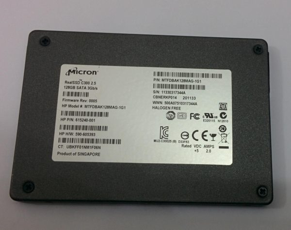 bffdceed890e4e557022f0b143e8bbd7466120ee 600x475 - هارد SSD استوک Micron 128 GB SATA 3.0Gbps