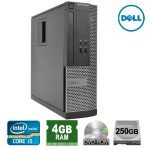 dell optiplex 3010 sff intel core i5 4gb ram 250GB HDD 150x150 - کیس استوک دل Dell Optiplex 3010