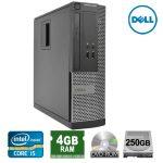 dell optiplex 3010 sff intel core i5 4gb ram 250GB HDD 150x150 - کیس استوک دل Dell Optiplex 3010