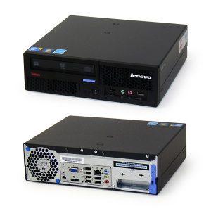 کیس استوک دو هسته ای لنوو Lenovo ThinkCentre M58 استوک