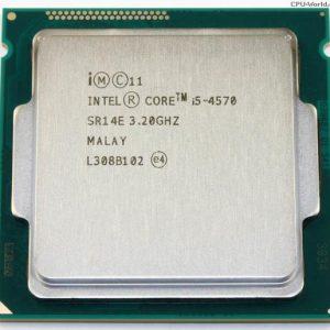پردازنده اینتل نسل ۴ Core i5 4570استوک