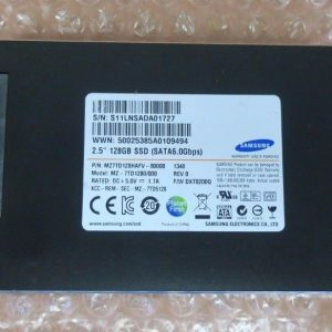 هارد SSD استوک Samsung 128GB سامسونگ استوک