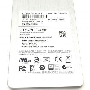 هارد SSD استوک LiteOn 128GB SATA 3.0Gbps