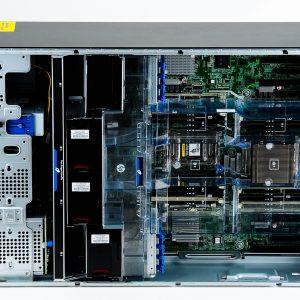 سرور استوک اچ پی HP ML350 G8 (کانفیگ A)استوک
