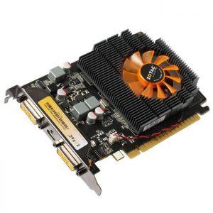 کارت گرافیک ۴ گیگ زوتاک ZOTAC GeForce GT 730 4G استوک