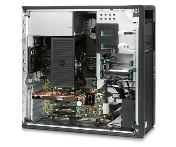 20 600x500 - کیس ورک استیشن اچ پی HP Z400 اقتصادی Cاستوک