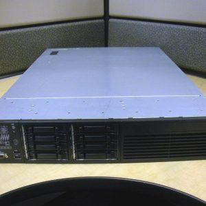 سرور اچ پی HP DL385 G7 با پردازنده AMDاستوک