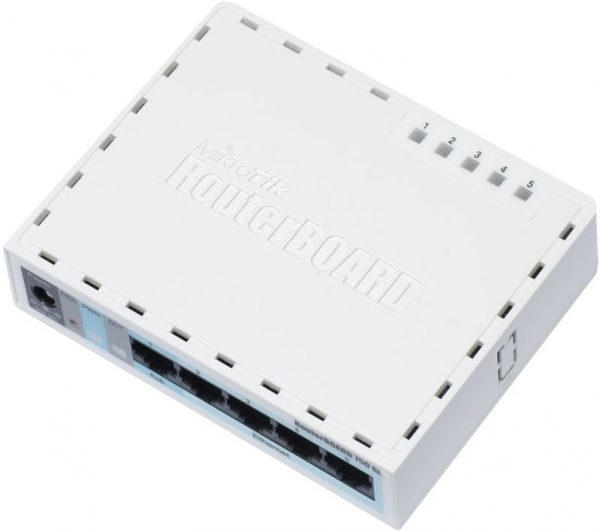 mikrotik RB 750GL