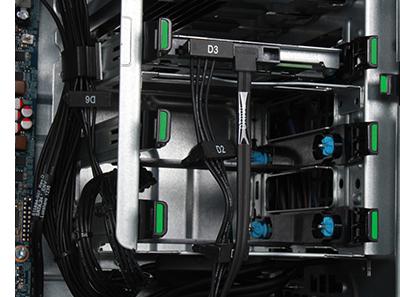 Z420 3 - کامپیوتر ورک استیشن اچ پی HP Worksatation Z440 استوک (کانفیگ D)