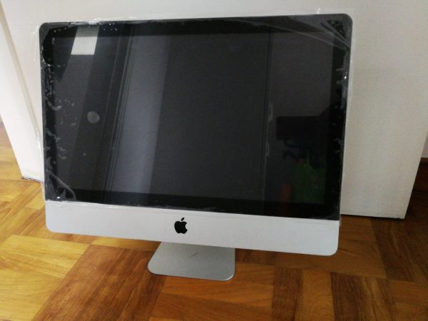 apple imac a1311 215 1543656546 d9bc9e72 600x450 - کامپیوتر اپل آیمک Apple iMac 2011 Core i3