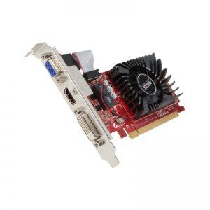 asus radeon r7 240 4gb ddr3 graphics card 2gb 128 bit ddr3 core clock 780mhz 1 x sl dvi d 1 x hdmi 320 stream processors pci exp 300x300 - کارت گرافیک استوک 2 گیگ Radeon 6450 2G