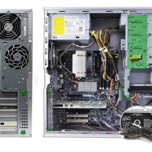 کیس ورک استیشن رندرینگ HP Z400 Workstation (کانفیگ B)استوک