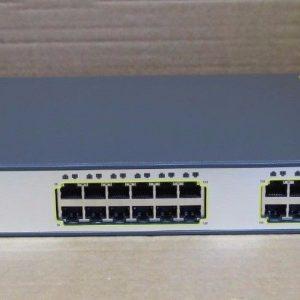سوئیچ شبکه سیسکو ۲۴ پورت ۳۷۵۰-۲۴PS-Sاستوک