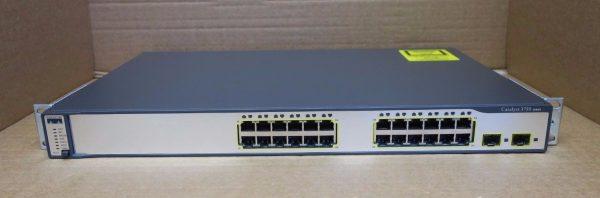 سوئیچ سیسکو Cisco 3750-24ps-s