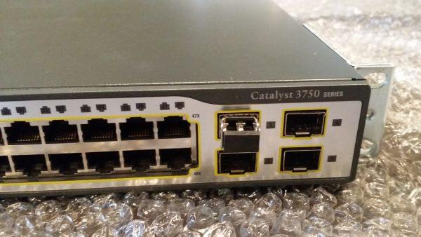 سوئیچ سیسکو Cisco 3750-48ps-s