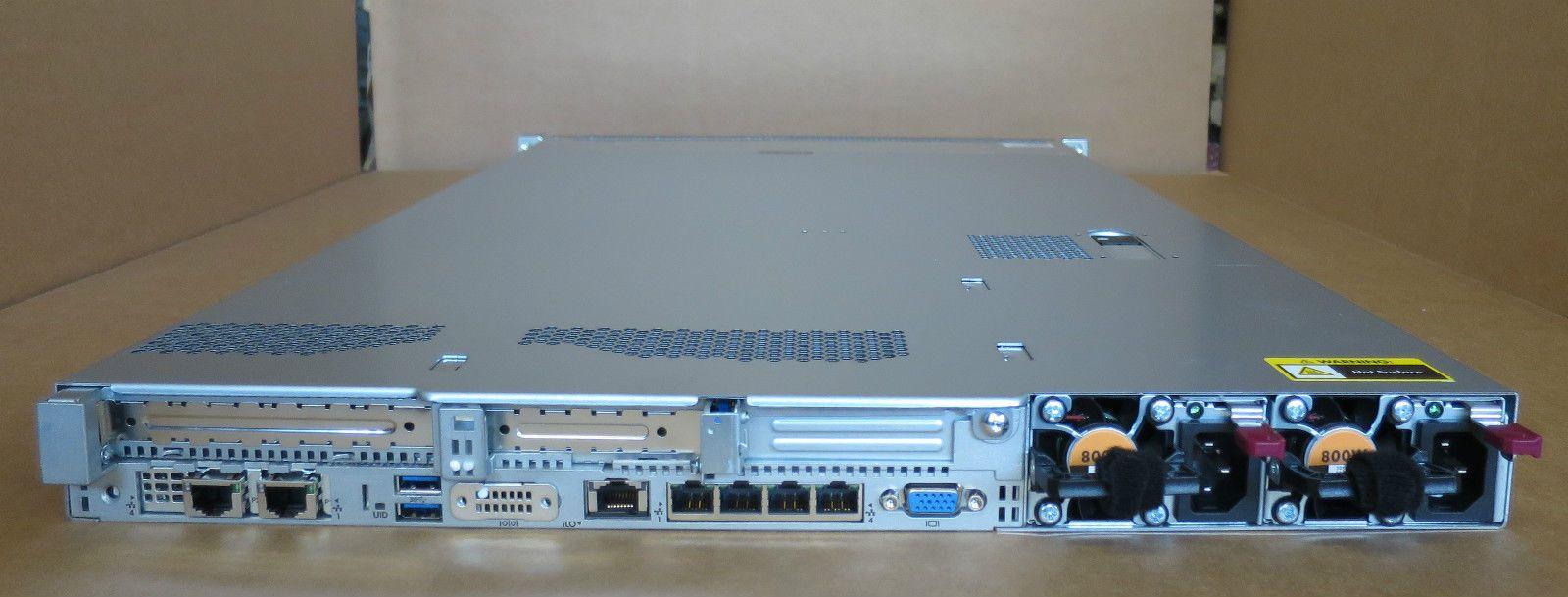 سرور اچ پی HP proliant dl630 gen 9