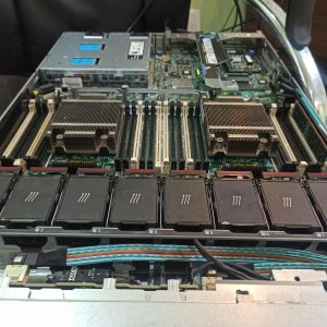 سرور اچ پی HPE Proliant DL360 G9 (استوک)