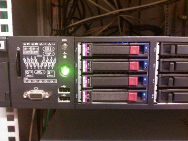 wp 001085 600x450 - سرور اچ پی HP DL385 G7 با پردازنده AMD