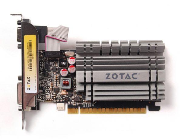 zt 71113 20l image1 600x457 - کارت گرافیک 2 گیگ زوتاک ZOTAC GeForce GT 730 2G