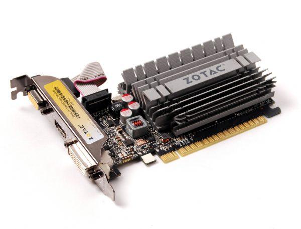 zt 71113 20l image2 600x457 - کارت گرافیک 2 گیگ زوتاک ZOTAC GeForce GT 730 2G
