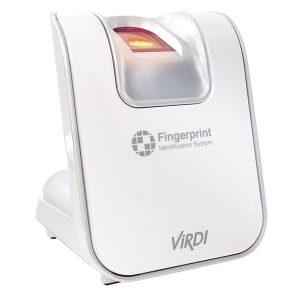 اثر انگشت virdi محصول کره مدل foh02 300x300 - اسکنر اثرانگشت ViRDI مدل FOH 02
