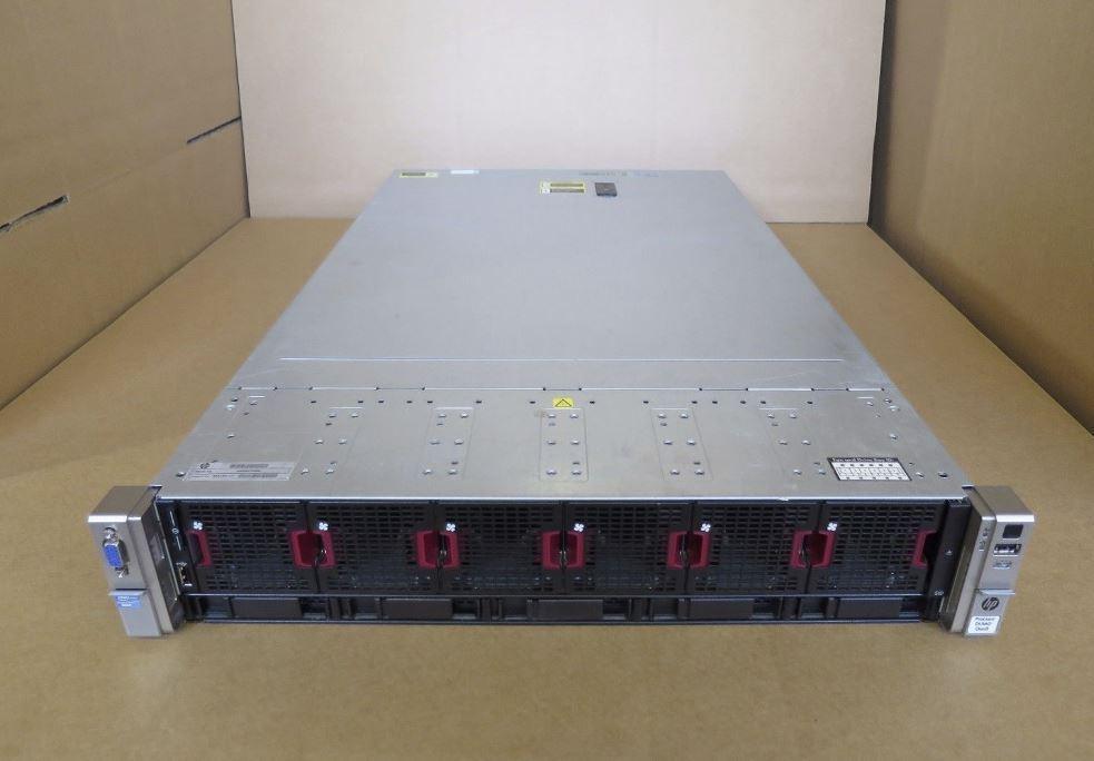 سرور اچ پی HP DL560 G8