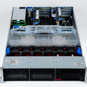 سرور اچ پی HP DL560 Gen 9 استوک