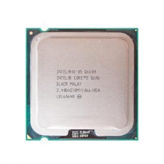 پردازنده intel core 2 quad q6600