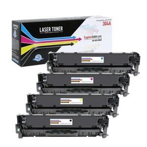 پرینتر لیزری رنگی HP Color Laserjet CP2025