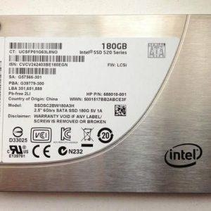 هارد ۱۸۰ گیگ SSD اینتل Intel Pro 1500 180GB استوک