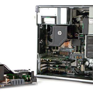 شاسی کیس اچ پی HP Workstation Z620 استوک