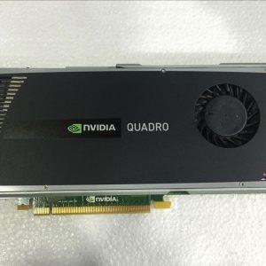 کارت گرافیک ۲ گیگ Nvidia Quadro 4000 256 Bitاستوک