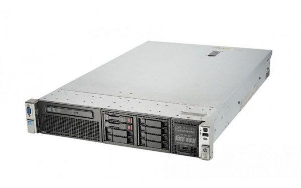 سرور اچ پی hp dl380 g8