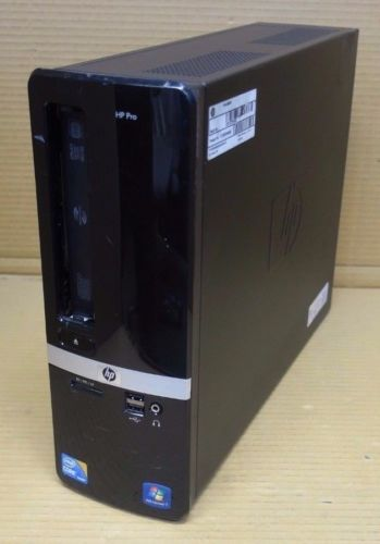 hp pro 3130 series sff dual core i3 550 3.2ghz 4gb 320gb win7 pro computer pc 45029 p - کیس استوک اچ پی HP Pro 310